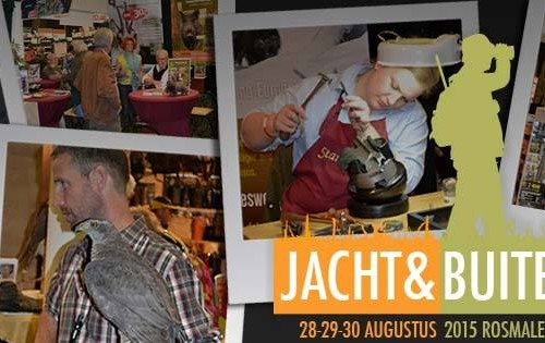 Nieuwe datum Jacht&Buitenlevenbeurs 2015