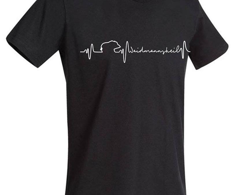 Nieuwe Waidmannsheil t-shirts